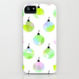Dress Up The Tree iPhone Case