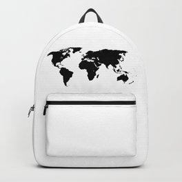 World Outline Backpack