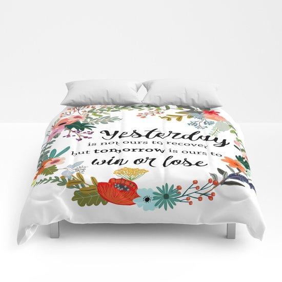 Yesterday Comforters