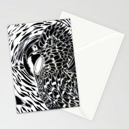 Puppet Bird Stationery Cards