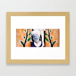 sister Framed Art Print
