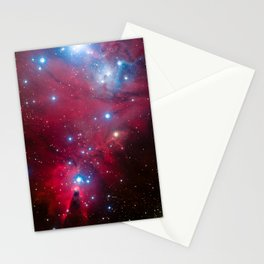 Christmas Tree Cluster Stationery Cards