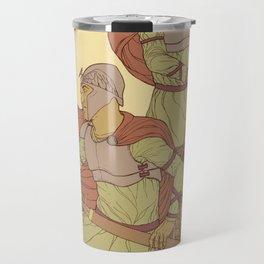 Castor And Pollux (hi-res) Travel Mug