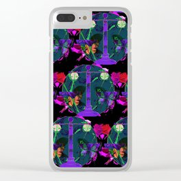 Libra Scales Clear iPhone Case