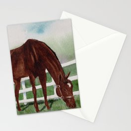 Sissy's Horse Stationery Cards