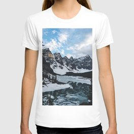 Left my heart in Moraine lake T-shirt