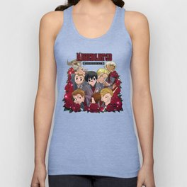 DA Highschool Host Club Unisex Tank Top