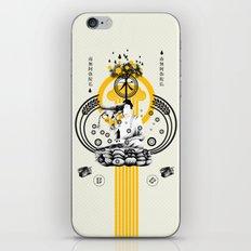 ki hamurai iPhone & iPod Skin
