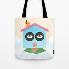 House of Birds Tote Bag