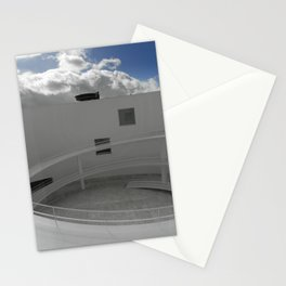 OVNI emergente Stationery Cards