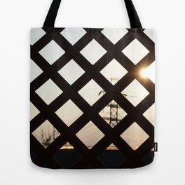 Shine Through the Dark Tote Bag