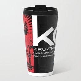 kg Metal Travel Mug