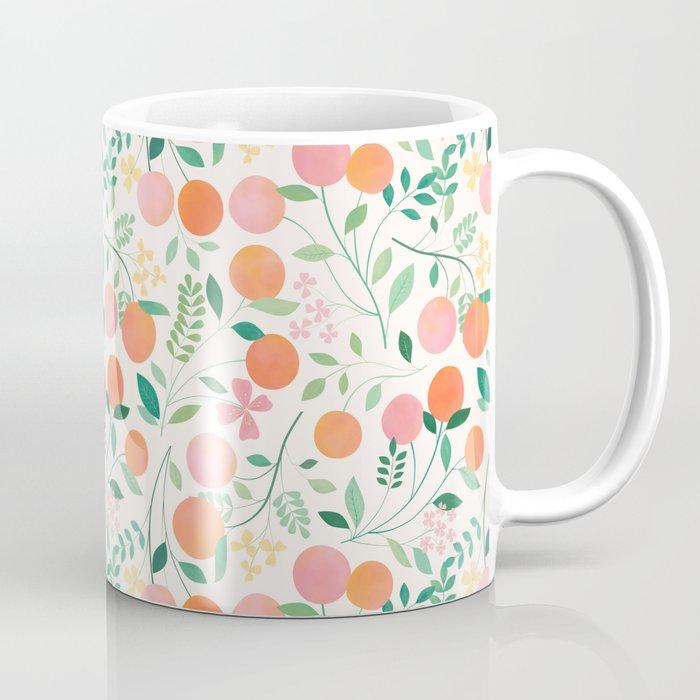 Vanilla Peaches Coffee Mug