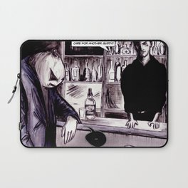 One For The Road Laptop Sleeve