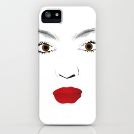 """My Beauty"" by Keith Moses Wardlaw A.K.A. kmoses215 iPhone Case"