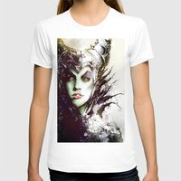 maleficent T-shirts featuring Maleficent by Vincent Vernacatola