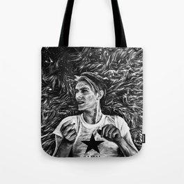 BOWIE / STARMAN Tote Bag