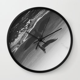 Fractions 13 Wall Clock