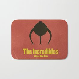 The Incredibles Bath Mat