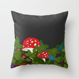 SKOGSLANDET Throw Pillow
