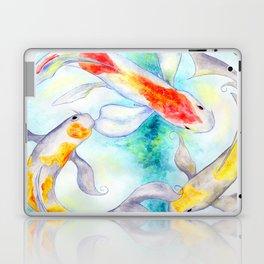 Fire Koi Laptop & iPad Skin