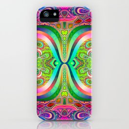 Direct Experience  iPhone Case