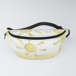 happy sunshine Fanny Pack