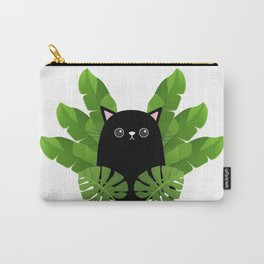 Hiding Cat furniture Design by diegoramonart Carry-All Pouch