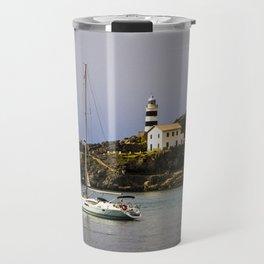 """The tree lighthouse Travel Mug"