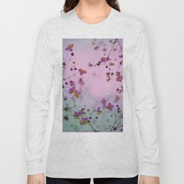 Vintage Little Flowers Long Sleeve T-shirt