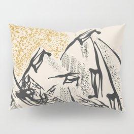 Rocky mountain Pillow Sham