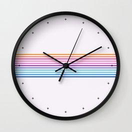 Vintage T-shirt No11 Wall Clock