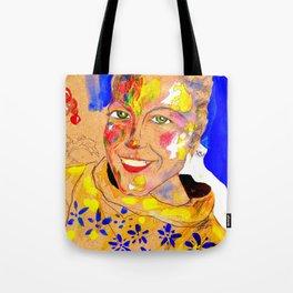 Smile 3 Tote Bag