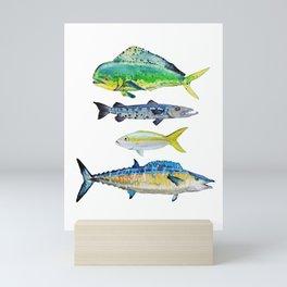 Caribbean Fish Mini Art Print