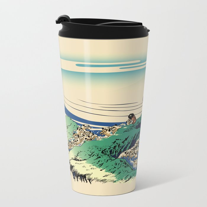 Rescue Metal Travel Mug