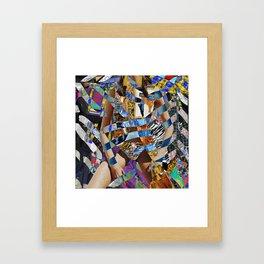 Vers Impact Framed Art Print