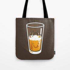 Pessimistic Optimist - alt version Tote Bag