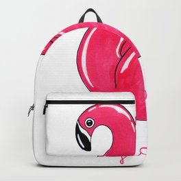 Flamingle Flamingo Float Backpack
