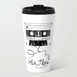 Mix Tape Travel Mug