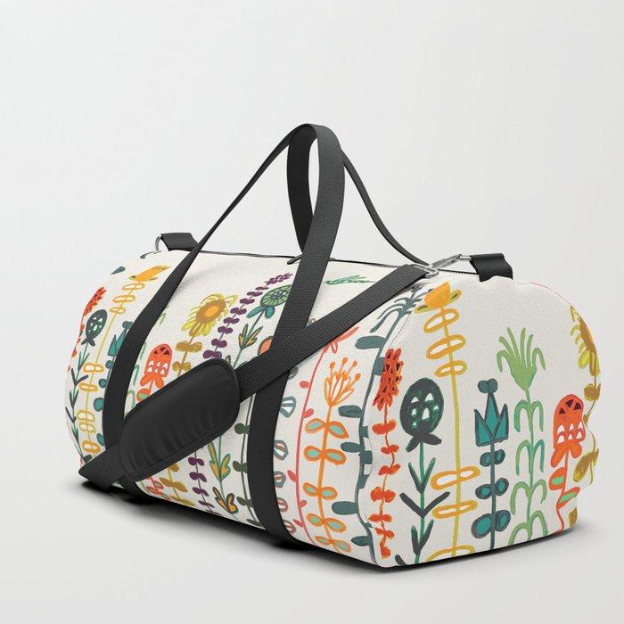 Happy garden Duffle Bag