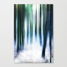 Magical Forests Canvas Print