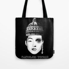 Babylon Tower Tote Bag