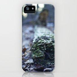log iPhone Case
