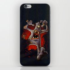 Monster! iPhone & iPod Skin