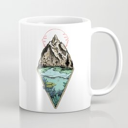 Simple origin Coffee Mug
