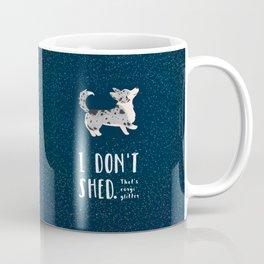 Corgi Glitter - Cardigan Welsh Corgi Coffee Mug
