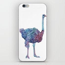 Ostrichard iPhone Skin