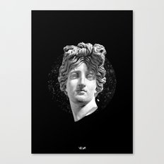 Sculpture Head III Canvas Print