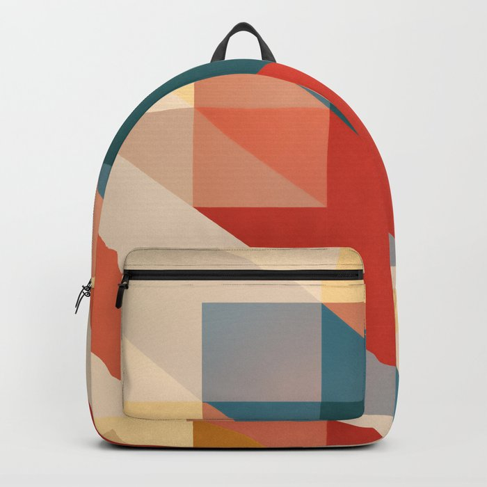 ABSTRACT 9D Backpack