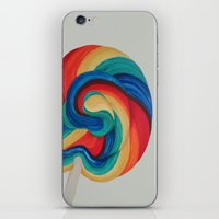 candy iPhone & iPod Skins featuring Candy  by ArtSchool